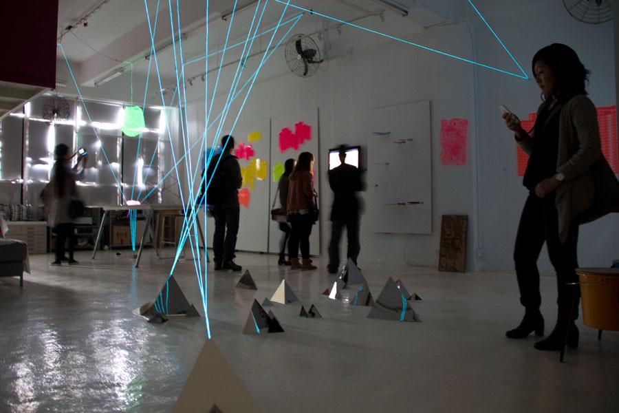 Laiyan Studio 2014
