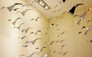 Flock of Birds by © Cornelia Erdmann 2014