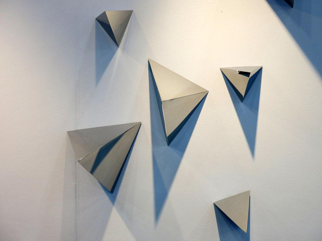 Tetrahedra by © Cornelia Erdmann 2014