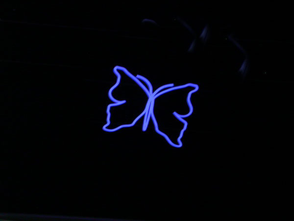Whispering Pillars - Butterfly